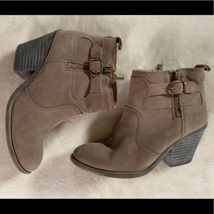 Lucky Brand 'Teveralda' Ankle Boot